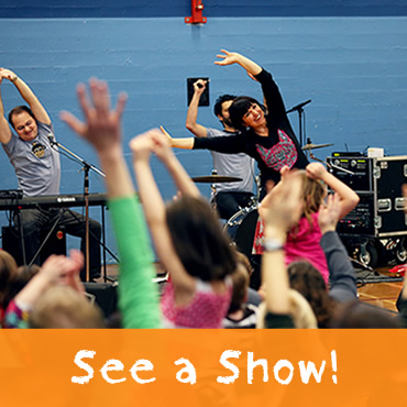 See A Show! Come Join Marnie's Magical, Musical, Moshpit